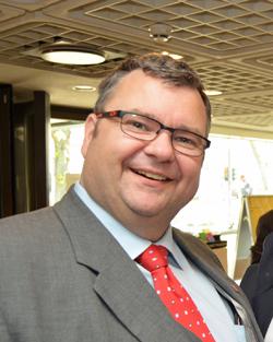 Ratsmitglied Jörg Czwikla