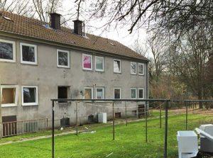 SPD-Ratsfraktion Bochum: Dies ist eins der Häuser, die die Stadt Bochum zur zeit abreißen lässt.