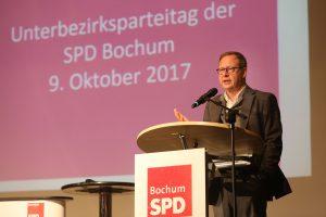 Parteitag SPD Bochum am 09.10.2017 - Rede Karsten Rudolph