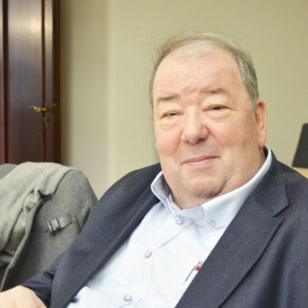 SPD-Ratsfraktion Bochum: Ratsmitglied Friedhelm Lueg