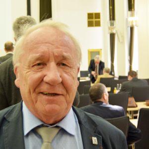 SPD-Ratsfraktion Bochum: Ratsmitglied Reiner Kühlborn