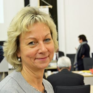 SPD-Ratsfraktion Bochum: Martina Schnell mit Mitglied des Vorstands der SPD-Ratsfraktion Bochum.