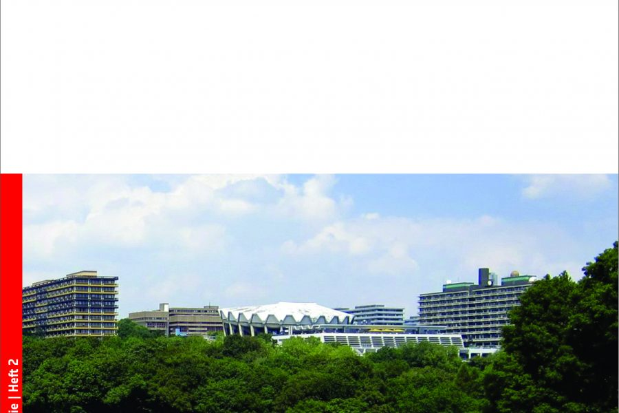 Bochum mit Zukunft: Eine europäische Stadt in der Wissensgesellschaft mit Industriegeschichte