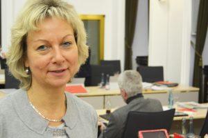 SPD-Ratsfraktion Bochum: Ratsmitglied Martina Schnell