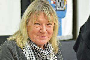 Gabriela Schäfer setzt sich in Bochum für mehr Frauen in Spitzenpositionen ein.