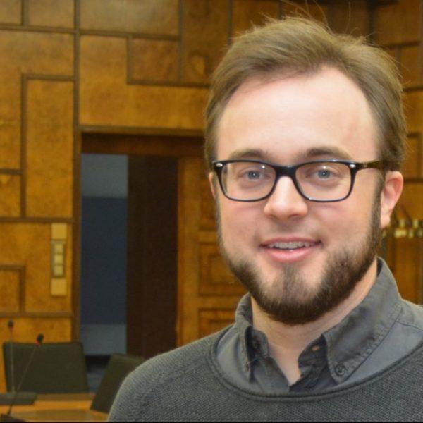 SPD-Ratsfraktion Bochum: Dr. Bastian Hartmann