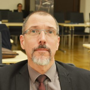 SPD-Ratsfraktion Bochum: Ratsmitglied Fred Marquardt