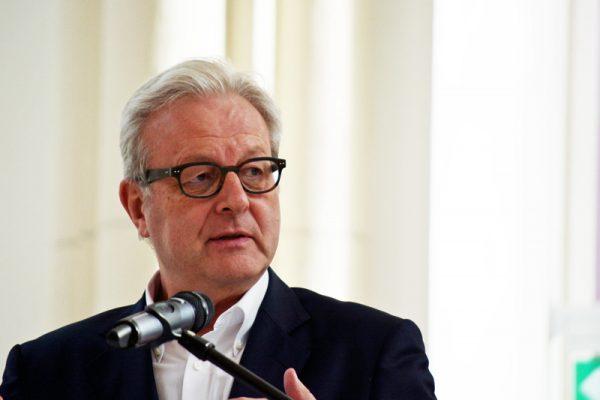 SPD-Ratsfraktion Bochum: Dezernent Michael Townsend, zuständig für Schule, Kultur und Sport, geht in den Ruhestand.