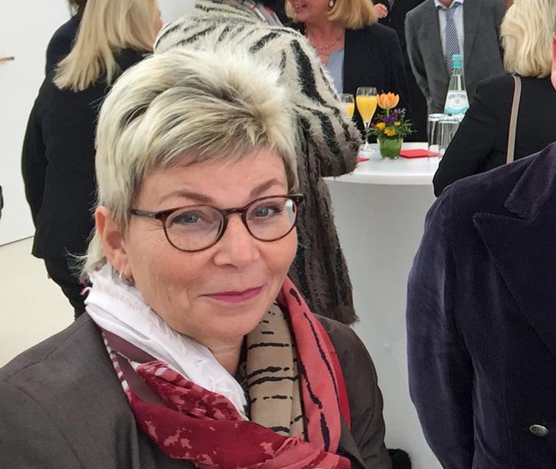 Die Landtagsabgeordnete Carina Gödecke