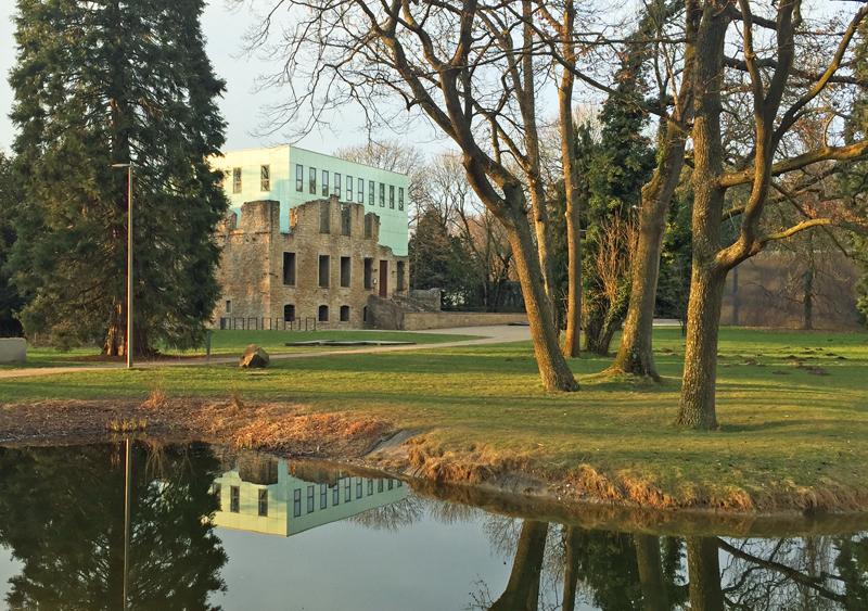 SPD-Ratsfraktion Bochum: Der Schlosspark Weitmar in Bochum könnte ein Standort der IGA Ruhr 2027 werden.