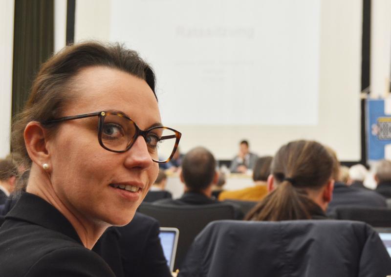 SPD-Ratsfraktion Bochum: Ratsmitglied Deborah Steffens