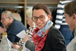 Das Ratsmitglied Deborah Steffens freut sich über die Einrichtung eines City-Teams in Bochum.