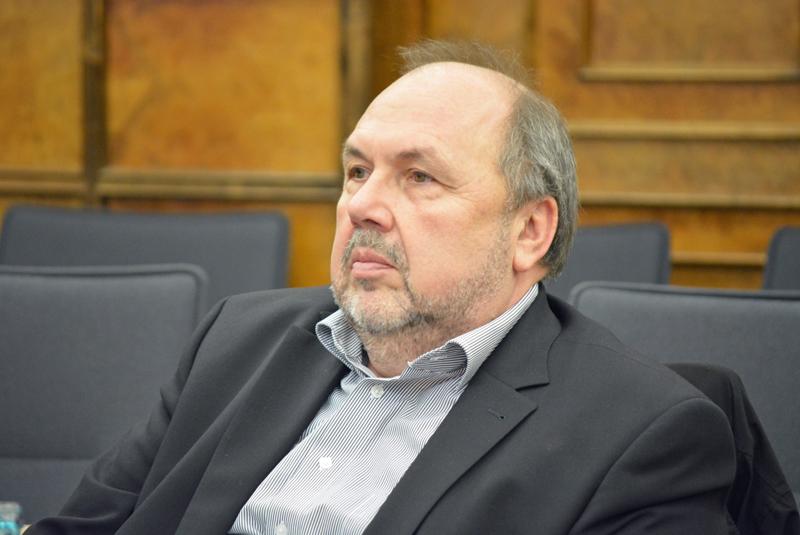 Gerd Drüten ist Vorsitzender der SPD im Weseler Kreistag.