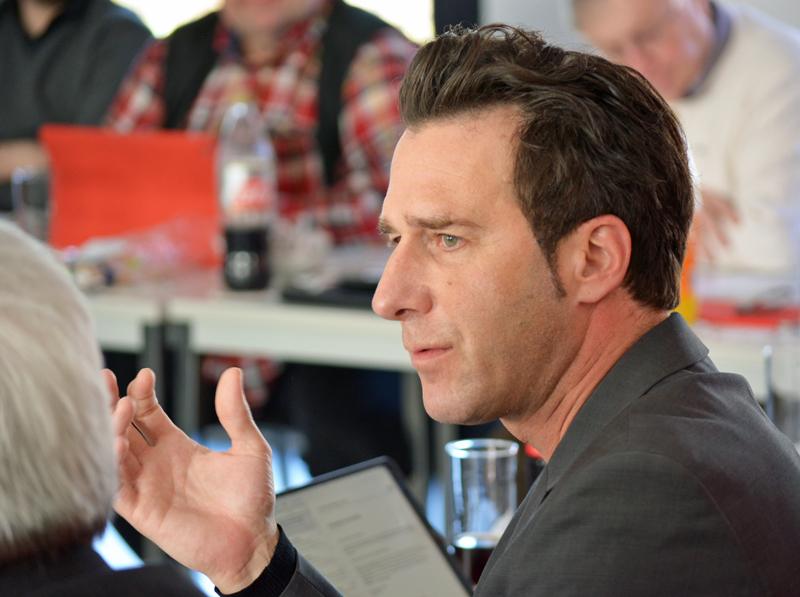 Eric Weik, Hauptgeschäftsführer der Industrie- und Handelskammer Mittleres Ruhrgebiet