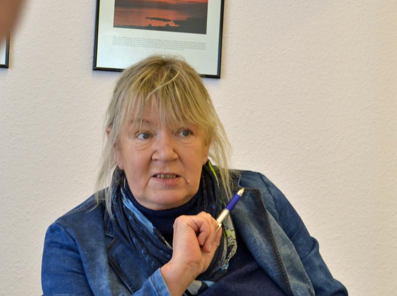 Gabriela Schäfer, sozialpolitische Sprecherin der SPD, fordert eine komplett neue Seniorenpolitik in Bochum.