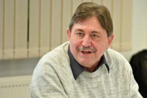 SPD-Ratsmitglied Klaus Hemmerling freut sich, dass die Brücke bald wieder geöffnet wird.