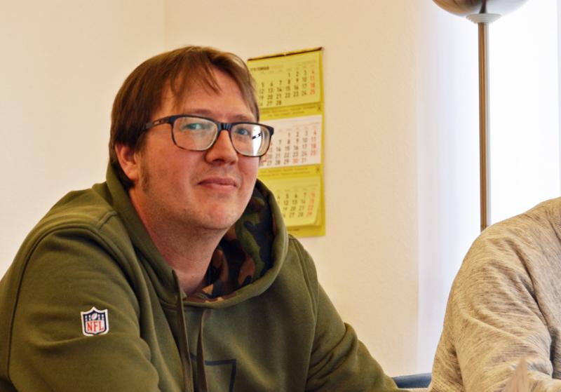 Markus Knapp ist sachkundiger Bürger im Ausschuss für Arbeit, Gesundheit und Soziales.
