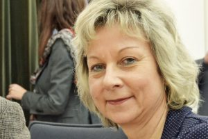 SPD-Ratsfraktion Bochum: Martina Schnell ist Vorsitzende des Ausschusses für Infrastruktur und Mobilität. Der Ausschuss befasst sich im April 2018 erstmals mit dem Leitbild Mobilität der Stadt Bochum.