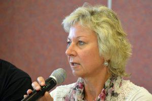 Ratsmitglied Martina Schnell ist für eine komplette Abschaffung der KAG-Beiträge.