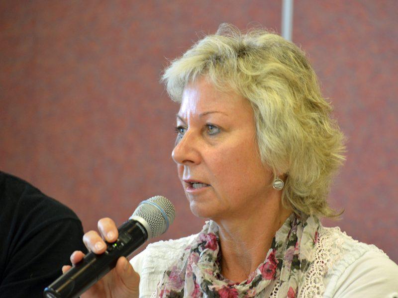 Ratsmitglied Martina Schnell (SPD): Regeln zum Schutz der Anwohnerinnen und Anwohner an der Freudenbergstraße im Bebauungsplan umsetzen.