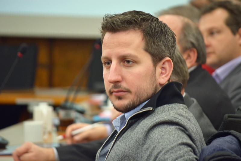 Justus Moor ist Vorsitzender der SPD im Rat der Stadt Hamm.