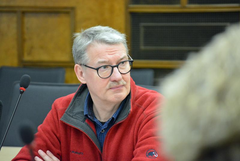 Dr. Uwe Rath ist Vorsitzender der SPD im Rat der Stadt Witten.