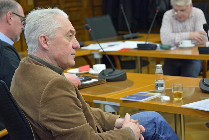 Andreas Reitmajer ist Geschäftsführer der SPD-Ratsfraktion Hagen.