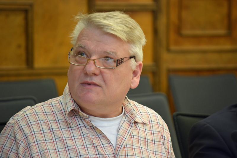 Norbert Schilff ist Vorsitzender der SPD im Rat der Stadt Dortmund.