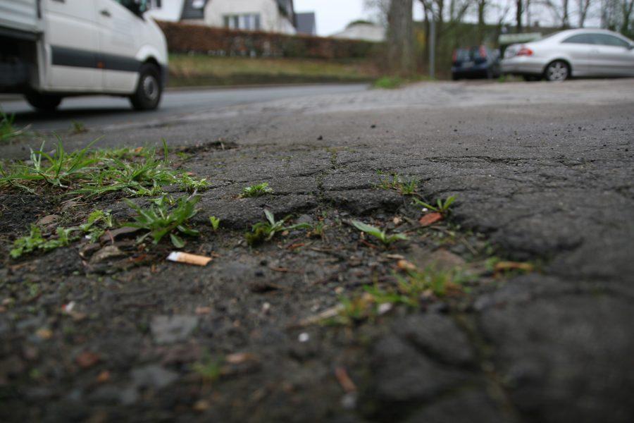 Auf SPD-Anregung wird die Stadt ein Programm zur zusätzlichen Sanierung von Gehwegen auflegen.