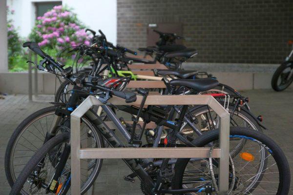 Die SPD-Ratsfraktion fordert gesicherte E-Bike-Stellplätze für die Bochumer Innenstadt.