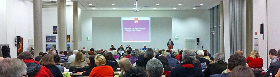 Parteitag der SPD Bochum (16.12.2013)