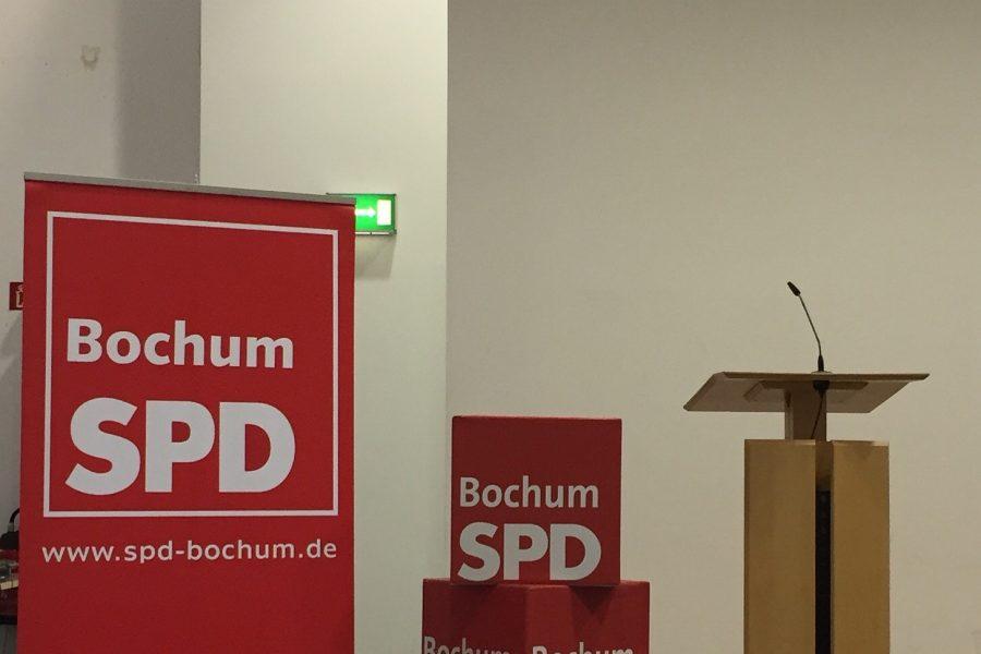 Parteitag der SPD Bochum #spdBOpt