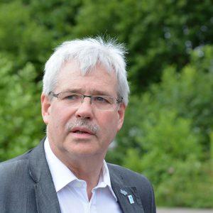 """Fraktionsvorsitzender Dr. Peter Reinirkens: Wir wollen Alternativen zum Auto attraktiver machen."""""""