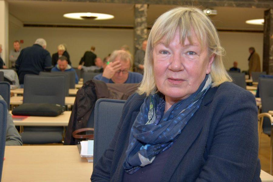 Bürgermeisterin Gabriela Schäfer freut sich, dass die Verwaltung städtepartnerschaftliches Engagement wieder unterstützt.