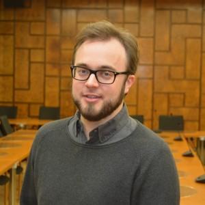 Ratsmitglied Dr. Bastian Hartmann