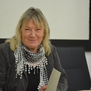 SPD-Ratsmitglied Gaby Schäfer wünscht sich ein beheiztes Zelt für die Essensausgabe an Obdachlose.