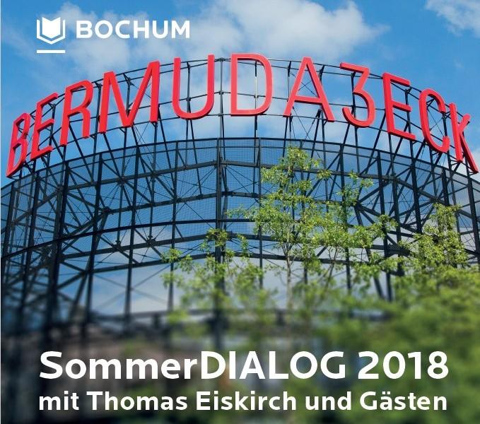 SommerDIALOG 2018 mit Thomas Eiskirch und Gästen