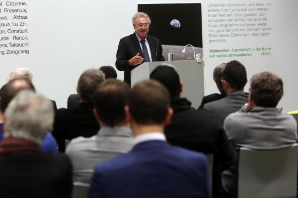 Festveranstaltung zu Ehren von Bernd Faulenbach und Christoph Zöpel: Rede von Jean Asselborn, dem luxemburgischern Außenminister