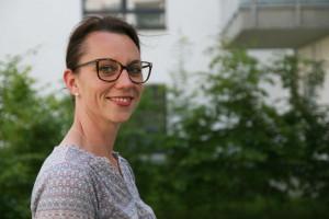 SPD-Ratsmitglied Deborah Steffens freut sich über den Erfolg der Abfallkontrolleure.