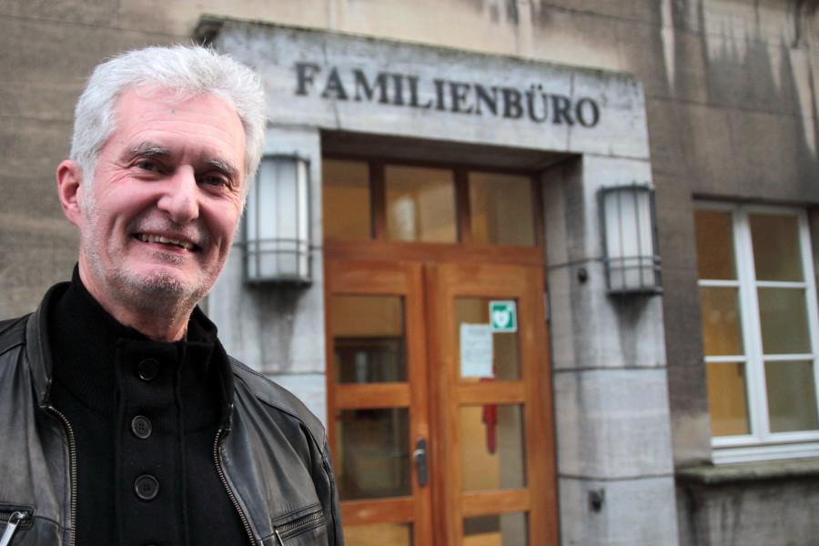 Hermann Päuser, Vorsitzender des Ausschusses für Kinder, Jugend und Familie, wünscht sich von der Verwaltung Winterspielplätze.