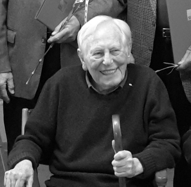 Friedhelm Wenderoth bei der Jubilarehrung der SPD Bochum (2015)