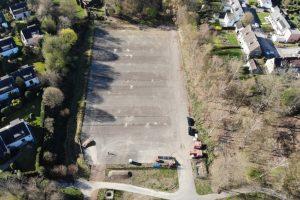 Auf dieser Flächer am Kuhlenkamp soll unter anderm ein Kleinspielfeld entstehen.