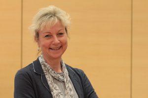 Martina Schnell möchte wichtige Radverkehrsprojekte auf den Weg bringen.