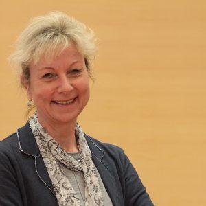 Martina Schnell hat die Radwege-Anfrage gestellt.