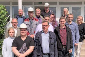 SPD Bochum zu Besuch bei ThyssenKrupp Steel
