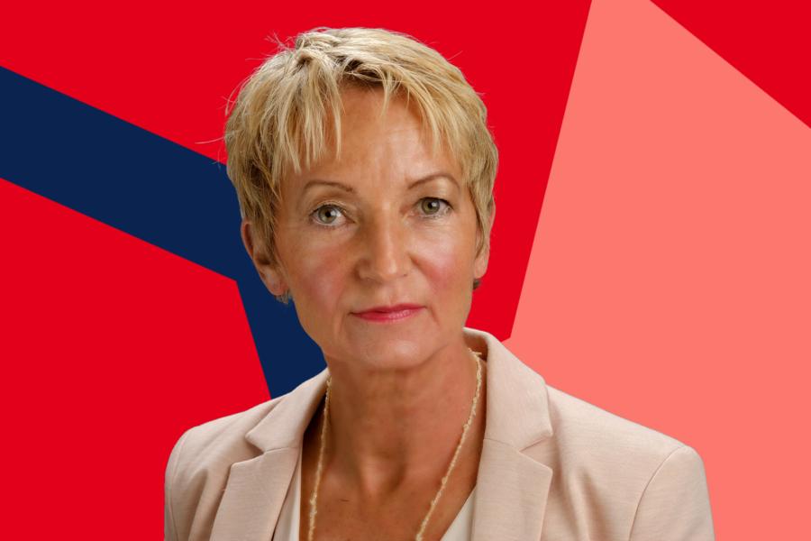 Martina Schmück-Glock setzt sich für eine zeitgemäße Änderung der Bochumer Baumschutzsatzung ein.