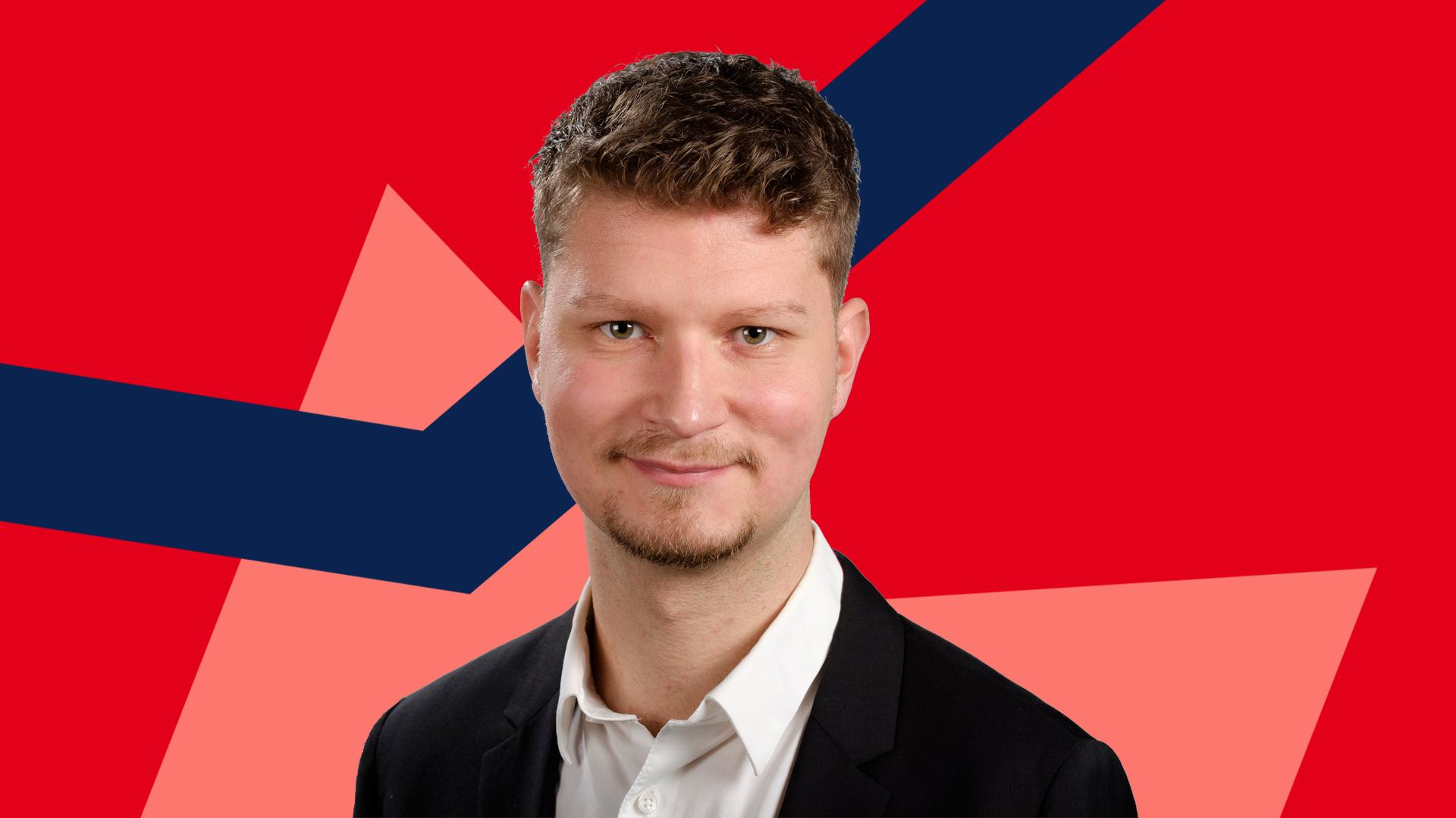 Christian Volke möchte eine Initiative zur essbaren Stadt anstoßen und Bochum nachhaltiger machen.