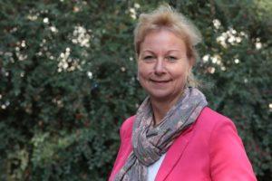 Martina Schnell setzt sich weiterhin für eine Trennung von Geh- und Radwegen an den Grummer Teichen ein.