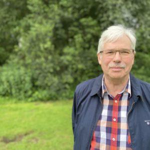 Peter Reinirkens, Ratsmitglied für Linden, freut sich, dass endlich dringend benötigte Sporthallen entstehen können.
