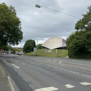 Der Straßenumbau betrifft den Bereich Nordring bis Klinikstraße.